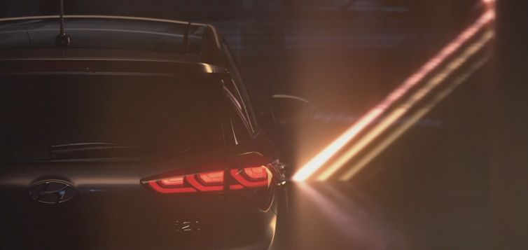 Hyundai i20 – CGI Commercial