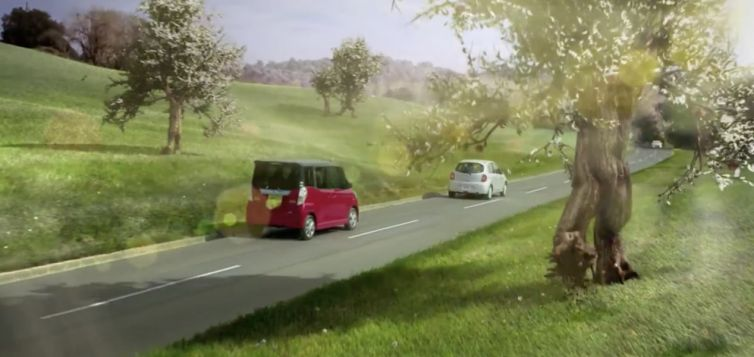 Nissan Roox – CGI Commercial