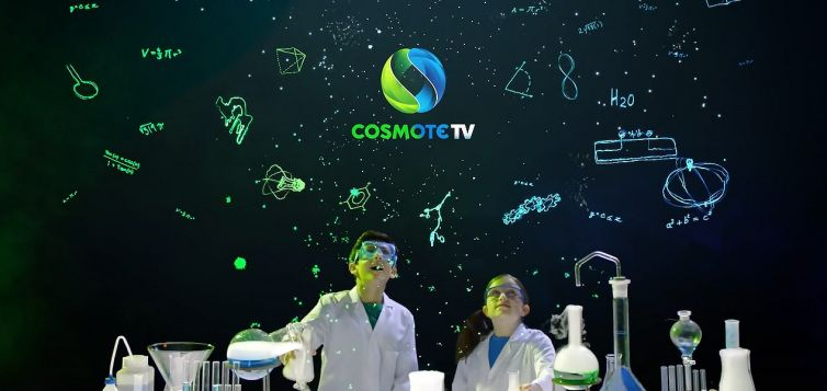 Cosmote TV – CGI Commercial