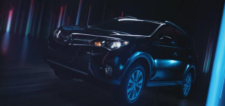 Toyota RAV 4 – CGI Commercial